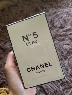 N5 Chanel Perfume BRAND NEW with plastic packaging for Sale in San Bruno, CA