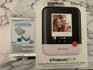 Polaroid pop camera (for parts only) for Sale in Revere, MA