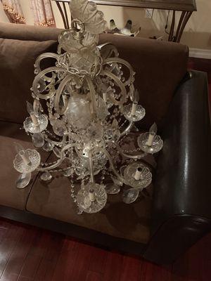 Crystal Chandelier for Sale in Monterey Park, CA