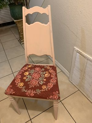 Vintage chair English. Ross color new refinished for Sale in Henderson, NV