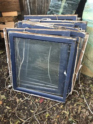 Vintage windows for Sale in Dallas, TX