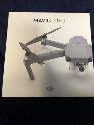 Mavic pro drone with flight record for Sale in Providence, RI