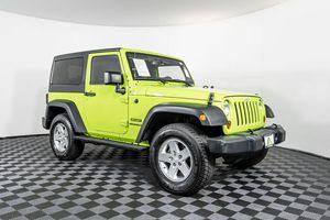 2013 Jeep Wrangler for Sale in Lynnwood, WA