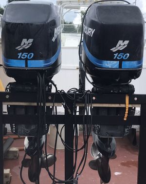 2000 mercury 150xl optimax 2 strokes for Sale in Tampa, FL
