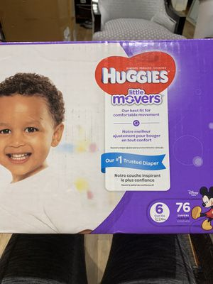 Huggies little movers for Sale in Escondido, CA