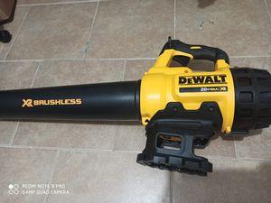 Dewalt 20v brushless blower (only tool) for Sale in Dallas, TX