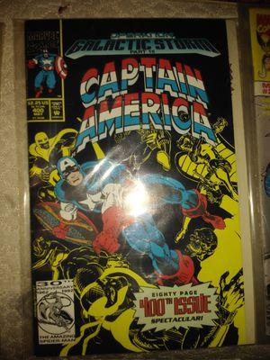 Marvel captain america comics for Sale in Gresham, OR