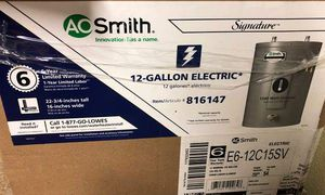 AO Smith 12 Gallon Electric Water Heater G1 for Sale in Santa Ana, CA