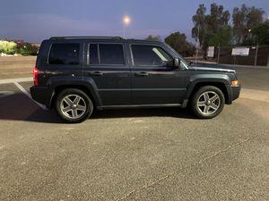 08 Jeep Patriot 4x4 for Sale in Tolleson, AZ