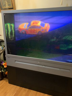 RCA plasma TV 50 inch with a remote good condition good condition for Sale in Alexandria, VA