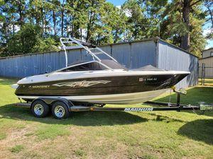 2007 Monterey 214FS Boat for Sale in Atascocita, TX