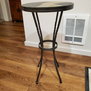 Outdoor/Indoor Side Table for Sale in Seattle, WA