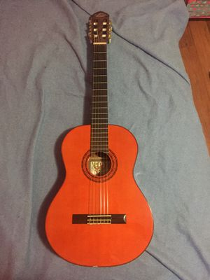 Oscar Schmidt Acoustic Guitar w/ accessories for Sale in Baltimore, MD