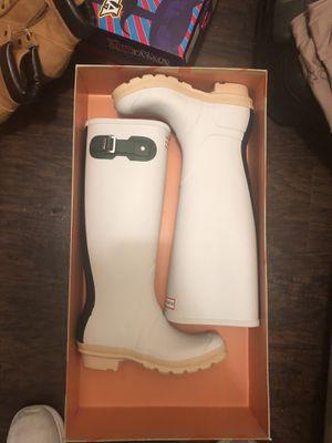 New Hunter rain boots for Sale in Grand Prairie, TX