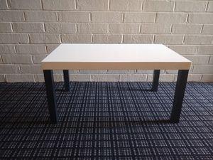Ikea coffee table black and white for Sale in Alexandria, VA