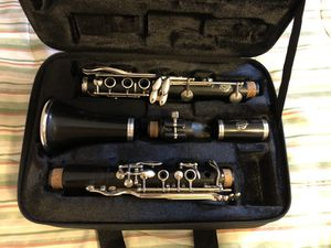 Student Clarinet made in the USA! 🇺🇸 Clarinete de estudiante hecha en EUA! 🇺🇸 for Sale in Doral, FL