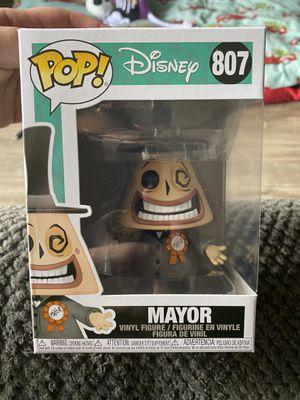 The mayor nightmare before Christmas Funko pop for Sale in San Antonio, TX