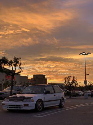 1989 civic ef hatchback for Sale in Montclair, CA