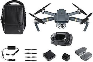 DJI Mavic PRO w/ Fly More Combo (extra batteries, carry case, etc) for Sale in Cary, NC