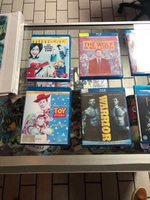 MOVIES!! ANY MOVIE FOR SALE Blu-ray/Standard for Sale in Hialeah, FL