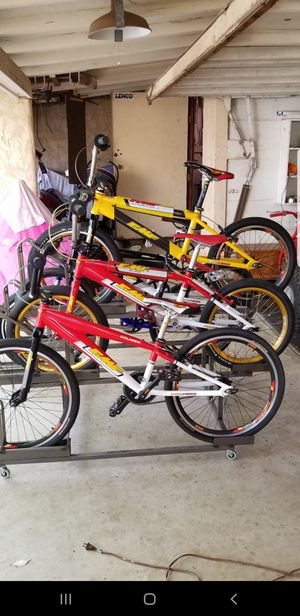 Custom 5 tier Bicycle Stand for BMX or any type of bike for Sale in El Cajon, CA