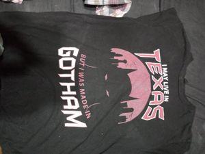 Batman shirt for Sale in Houston, TX