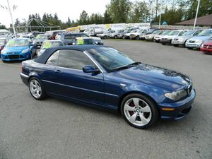 2004 BMW 3 Series for Sale in Lynnwood, WA