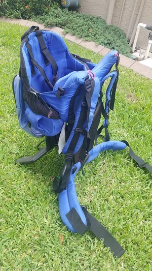 Hiking backpack to hold kids for Sale in Lithia, FL