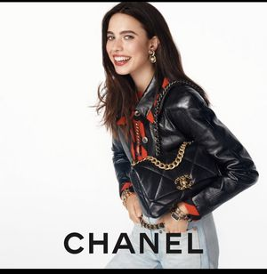 CC blk trendy quilted bag NWT chanel19 for Sale in Anaheim, CA