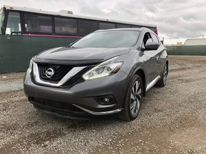 NISSAN MURANO PLATINUM 2018 for Sale in San Diego, CA