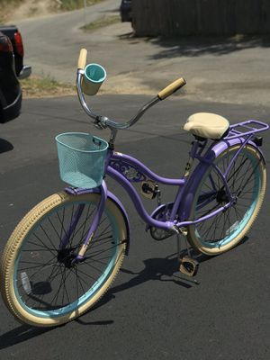 Huffy woman's comfortable bike for Sale in Andover, MA