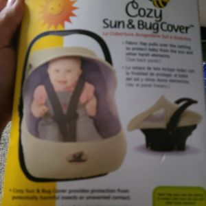 Cozy Sun And Bug Cover for Sale in Adelanto, CA