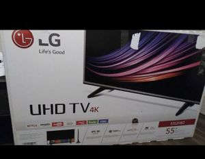 LG 55 inch Smart TV for Sale in Puyallup, WA