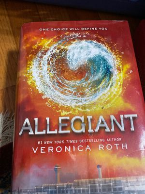 Allegiant by Veronica Roth (Hardcover) for Sale in Chantilly, VA