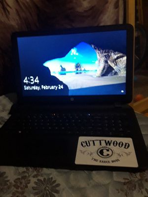 Hp notebook pc laptop for Sale in Bakersfield, CA