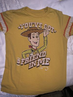 Kid's Toy Story Woody Shirt for Sale in La Habra, CA
