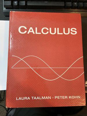 Calculus textbook for Sale in Harrisonburg, VA