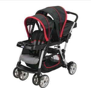 Graco Ready2Grow LX Double Stroller for Sale in Mount Rainier, MD