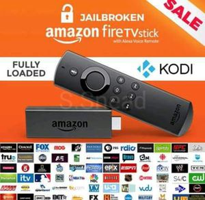 Fire TV Stick - Loaded Movies & TV for Sale in Westlake, OH