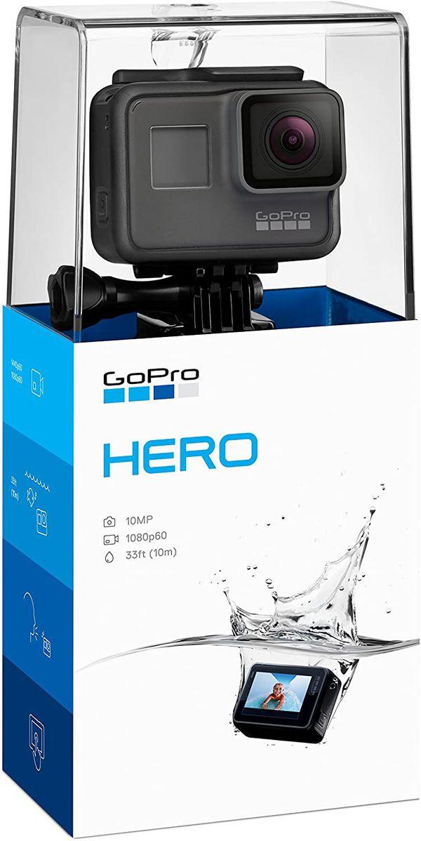 GoPro HERO: barely used