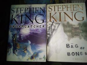 2-Steven King Novels. New. $10ea. for Sale in Brooklyn, OH