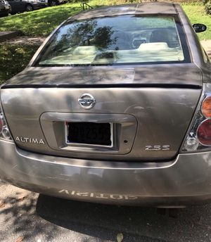 2004 Nissan Altima for Sale in North Potomac, MD