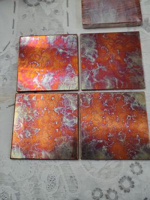 Copper Tile Squares for Sale in Eatonville, WA