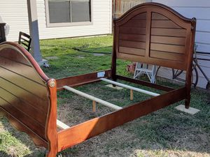 YES ITS AVAILABLE - bed frame for Sale in San Antonio, TX