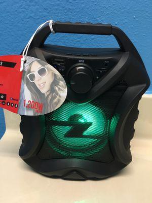 "Small Mini Bluetooth Speaker 🔊 1200 Watts Very Loud Bass FM Radio 4"" Speaker for Sale in Riverside, CA"
