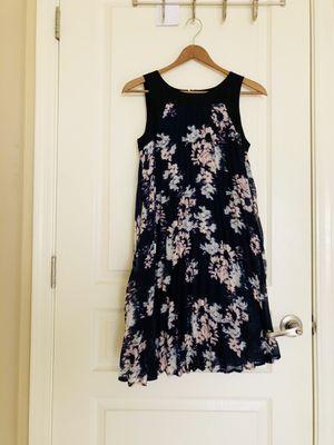 Xhilaration Navy Floral Dress for Sale in Casa Grande, AZ