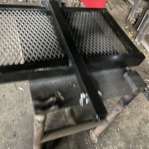 """3 NEW Shop Built 22 X 36 HD Receiver Hitch Luggage/Cargo Rack. For 2"""" Receiver . Hitch Pin, Tie Down Rings /Reflectors . $60 CASH Firm . P/U Only for Sale in Fort Worth, TX"""