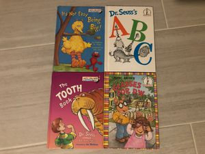 4 Dr. Seuss books for Sale in Lake Worth, FL