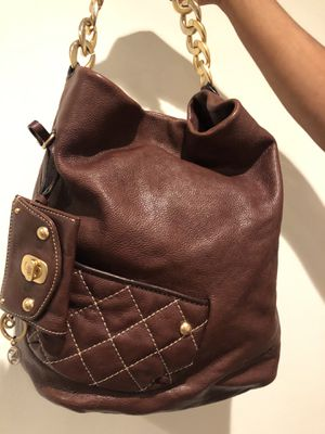 Genuine Leather Purse (Brand- Juicy Couture) for Sale in Los Angeles, CA