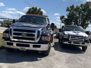 Ford F650 /F450 for Sale in Fort Lauderdale, FL